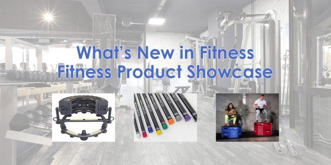 WNiF - Fitness Product Showcase
