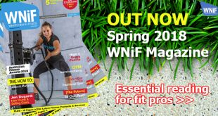 OUT NOW! The What's New in Fitness Spring 2018 Magazine