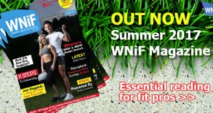 Don't miss the new WNiF 2017 Summer Edition