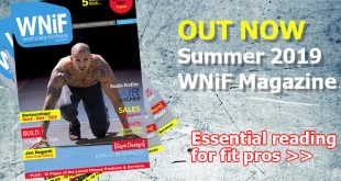 WNiF Summer 2019 - Feature Article - Studio Profile - Air Locker Training