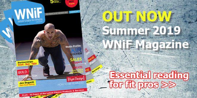 WNiF Summer 2019 - Feature Article - Studio Profile - Air Locker Training