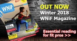 This is the Winter 2018 What's New in Fitness Magazine