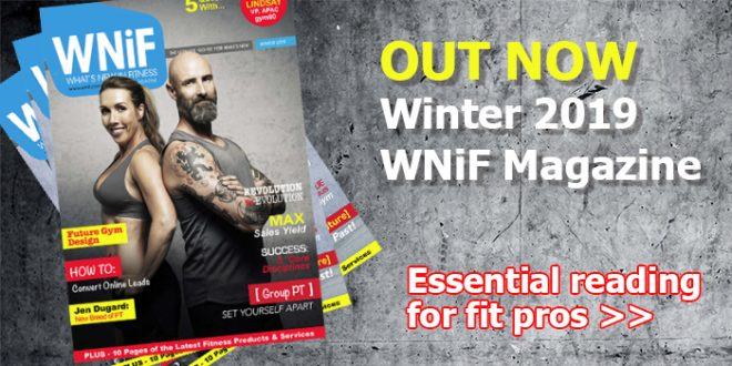 The WNiF Winter 2019 Magazine is out now!