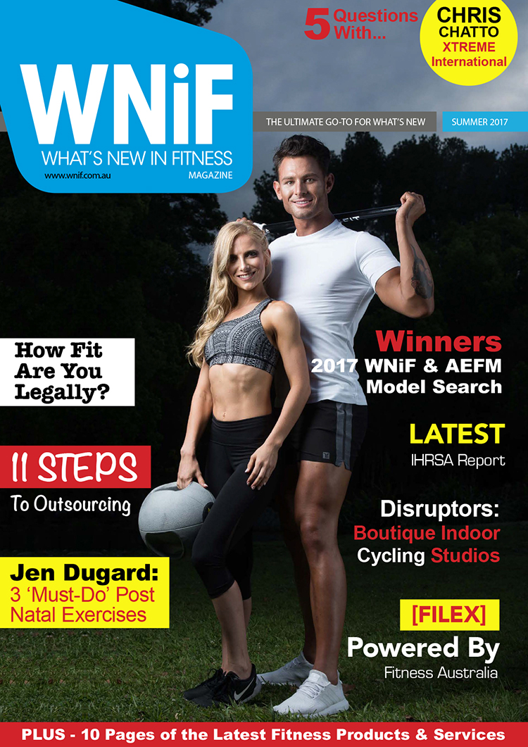 WNIF 2017 Summer Digital Edition Cover
