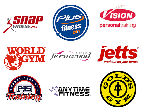 Worldwide Vending - Vending Machines for Gyms - Our Clients