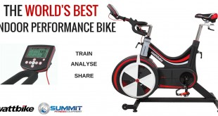 Wattbike - Exclisively from Summit Fitness