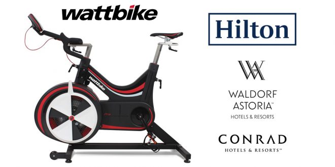 Wattbike Offer Guests Unparalleled Indoor Cycling Experience