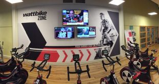 Wattbike Zone Take Group Cycling To Whole New Level