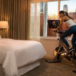 Westin Hotels Partner With TRX - Peleton in-room at Westin Hotels