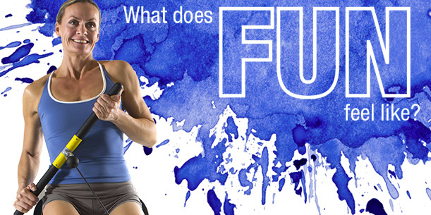 What Dose Fun Feel Like - Total Gym Elevate Circuit