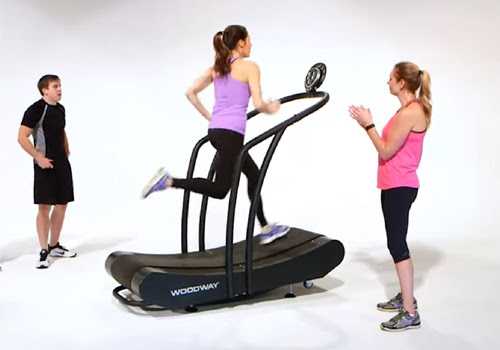 Woodway Treadmill - Available from NovoFit Australia