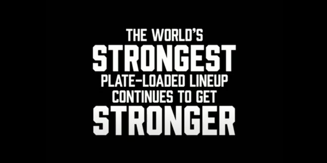 World's Strongest Plate-Loaded Gets Stronger by Hammer Strength