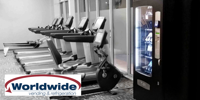 Worldwide Vending for Gyms - 24 Hour Revenue Stream for your gym or fitness studio