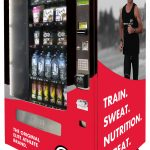 Worldwide Vending - BSc Large Gym Vending Machine