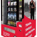 Worldwide Vending - BSc Large Gym Vending Machine