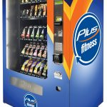 Worldwide Vending - Plus Fitness Large Gym Vending Machine