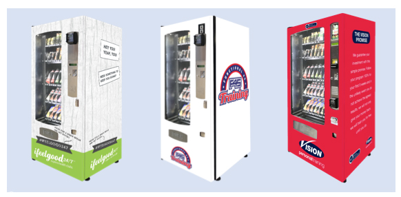 Worldwide Vending - Smaller Gym & Health Clubs