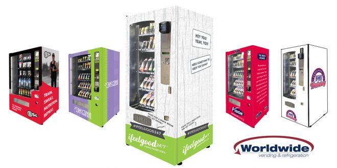Worldwide Vending - Smaller Gyms