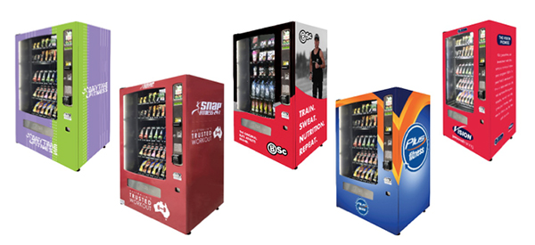 Worldwide Vending - Specialised Vending Machines