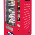 Worldwide Vending - Vision Personal Training Vending Machine