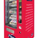 Worldwide Vending - Vision Personal Training Vending Machine