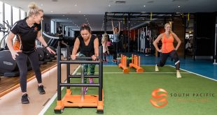 South Pacific Health Club St Kilda - New 'Altitude By Design' Partnership Announcement