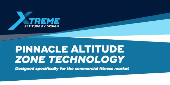 Xtreme International - Pinnacle Zone Training - Altitude By Design