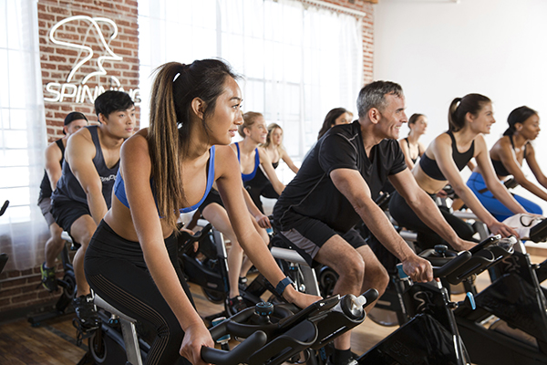 Premier Spinning® indoor cycling