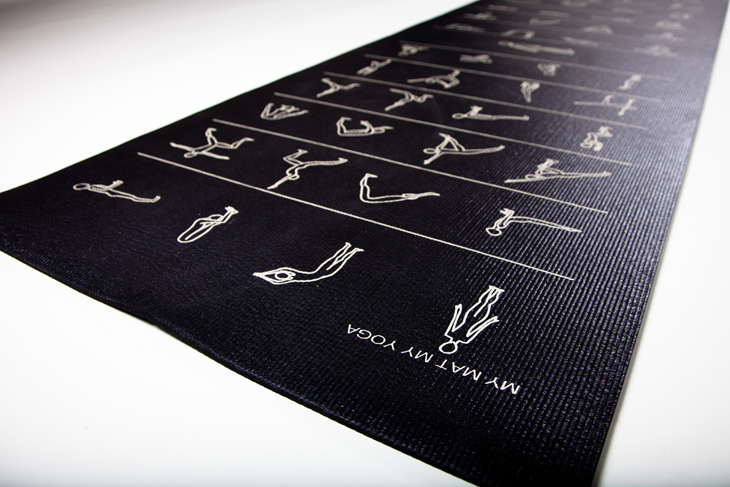 One For The Yoga Lovers!