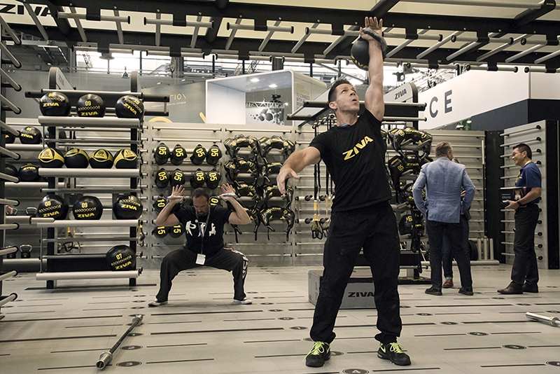Refining & Redefining An Industry - ZIVA Functional Fitness Equipment