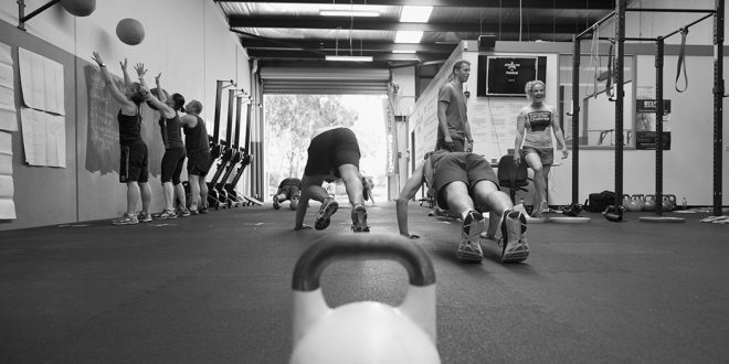 Adrenaline HIT - A New Style Of Functional Training