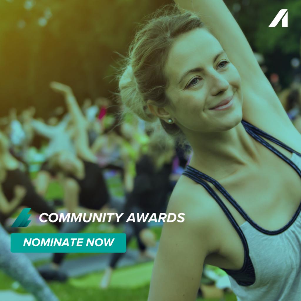 Australian Fitness Awards - Community award