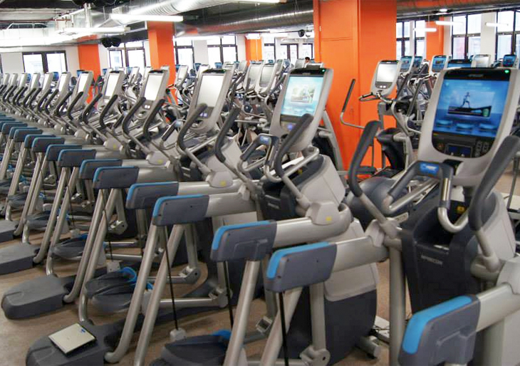 Precor easyGym Build