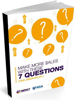 Impact raining - Make More Sales With These 7 Questions