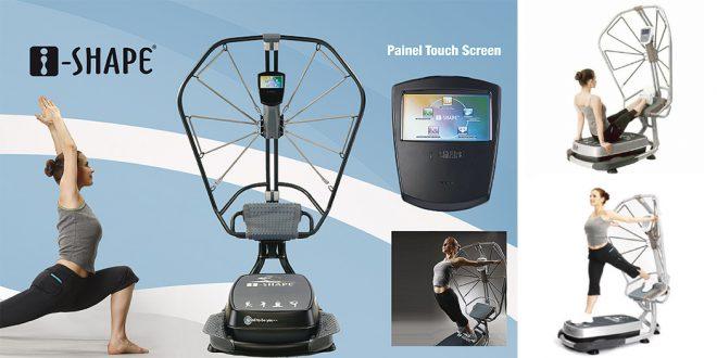 i-shape Tonic Vibration Reflex - Whole Body Stretching Equipment