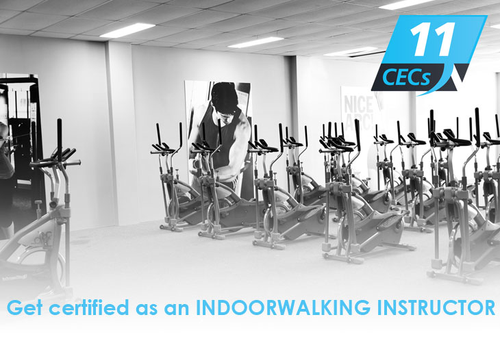Indoorwalking Instructor Course