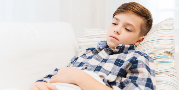 Is Muscle Tightness Causing Childhood Abdominal Pain