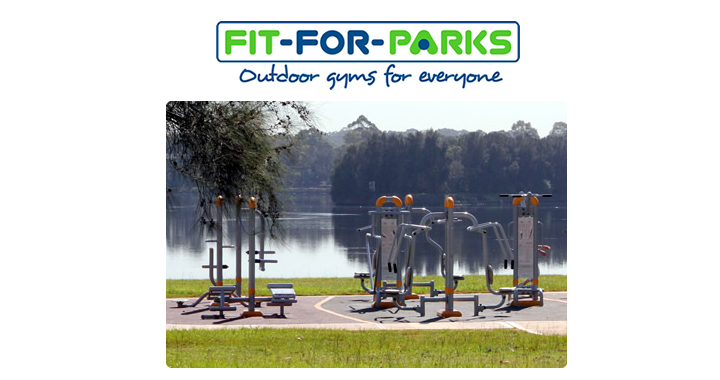 Fit-for-Parks Outdoor Fitness Equipment