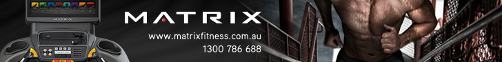 Matrix Fitness Global Banner