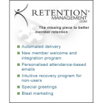 Automated Member Retention Program