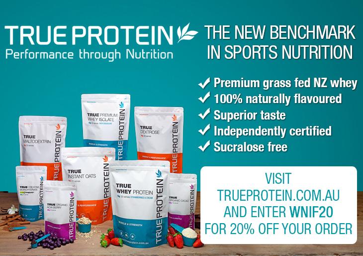 True Protein - 20% DISCOUNT POST